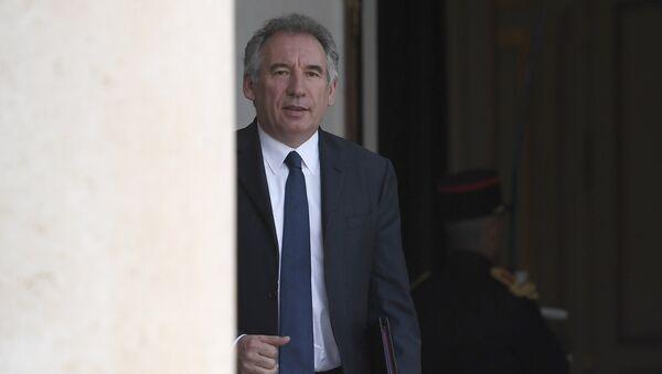 François Bayrou - Sputnik France