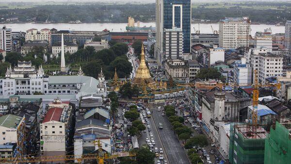 Birmanie - Sputnik France
