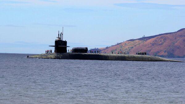 The USS Michigan (SSGN-727) - Sputnik France