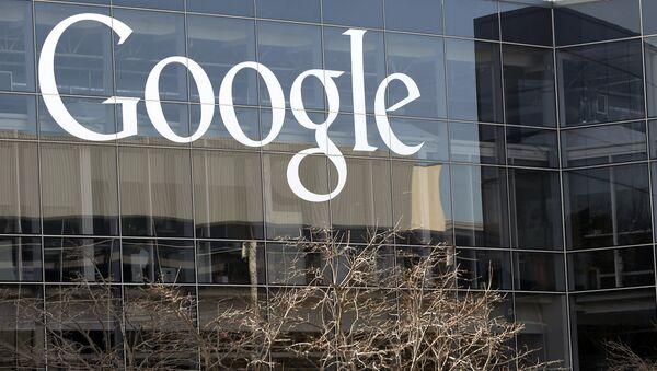 Le siège social de Google à Mountain View, en Californie - Sputnik France
