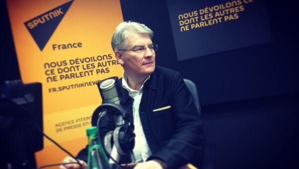 Jean-Marie Salamito - Sputnik France