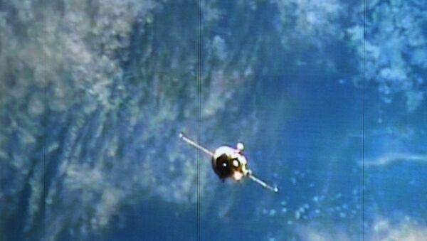 Le cargo Progress MS-05 s'arrime à l'ISS - Sputnik France