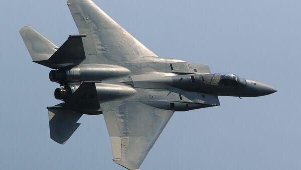 An F-15 Eagle American fighter. (File) - Sputnik France