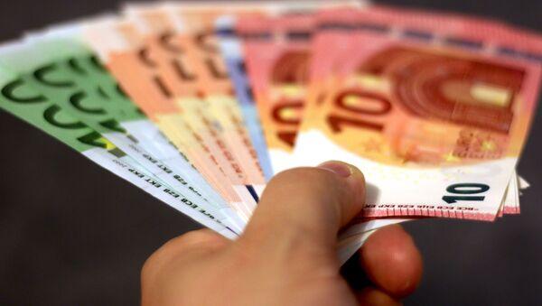 Euro-Scheine. Symbolbild - Sputnik France