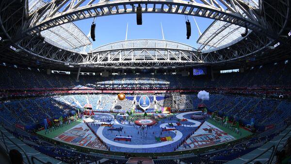 Coupe des Confédérations: le système Fan ID prouve son efficacité - Sputnik France