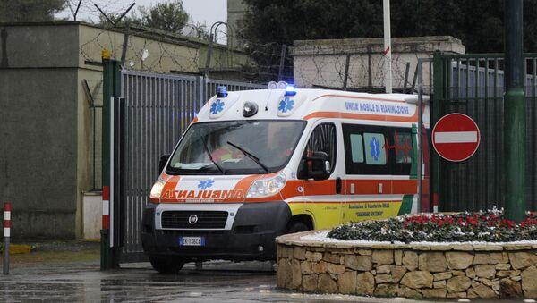Un ferry percute un quai en Italie, plus de 50 blessés - Sputnik France