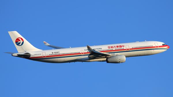 China Eastern Airlines - Sputnik France