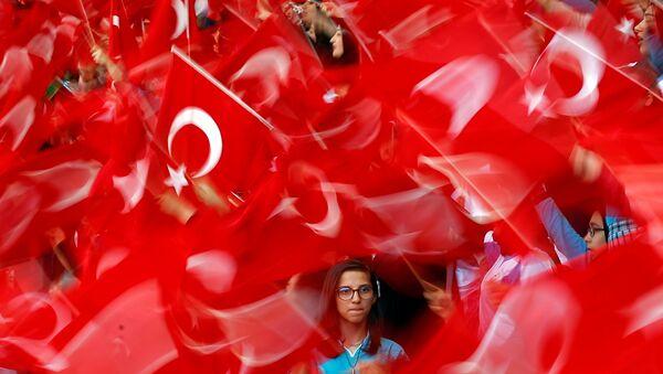 Las banderas de Turquía - Sputnik France