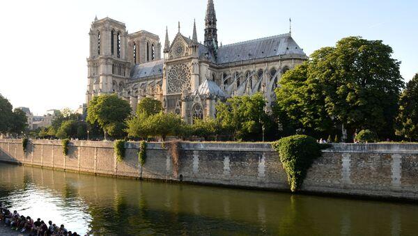 Paris vue par le correspondant photo de Sputnik - Sputnik France