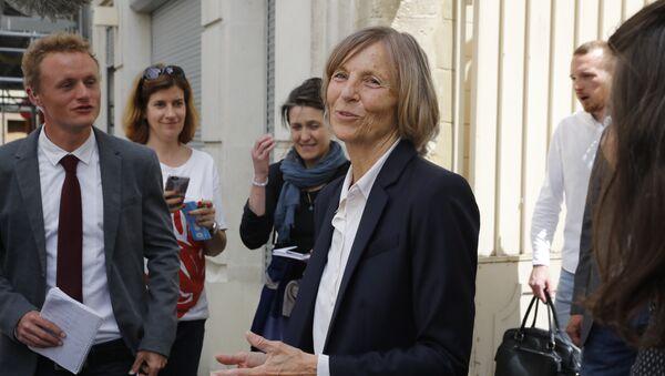 Marielle de Sarnez - Sputnik France