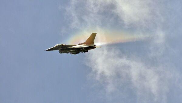 un F-16 (image d'illustration) - Sputnik France