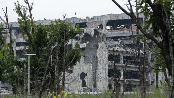 Conflit dans le Donbass, archives - Sputnik France