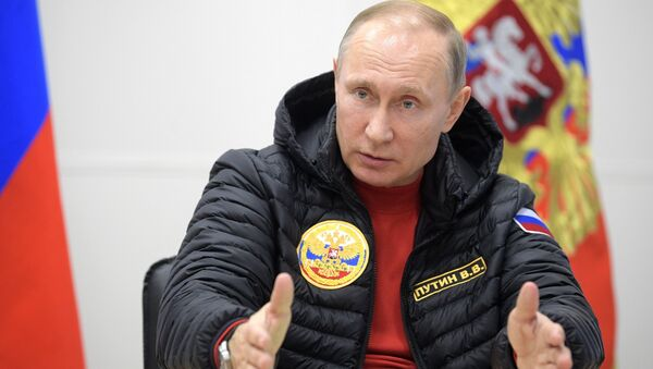 Poutine - Sputnik France