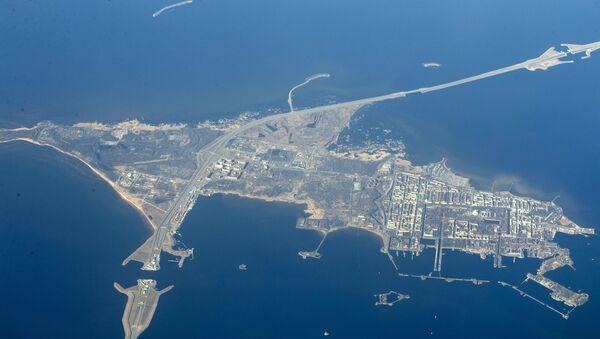 Le golfe de Finlande, mer Baltique - Sputnik France