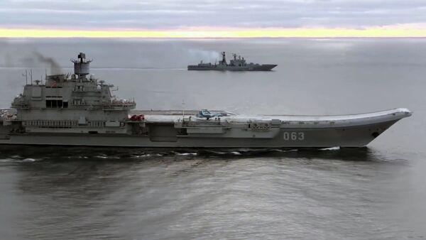 Admiral Grigorovitch - Sputnik France