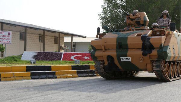 La Turquie maintiendra une présence militaire au Qatar - Sputnik France