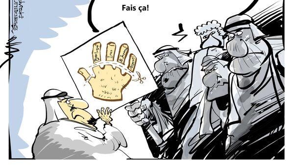 Les pays du Golfe énoncent leurs conditions au Qatar - Sputnik France