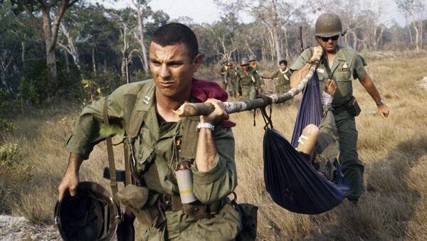 Des soldats américains au Vietnam - Sputnik France