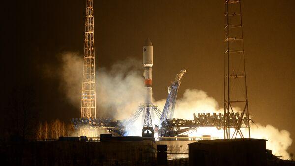 Lancement d'une fusée Soyouz-2.1b depuis Plessetsk - Sputnik France