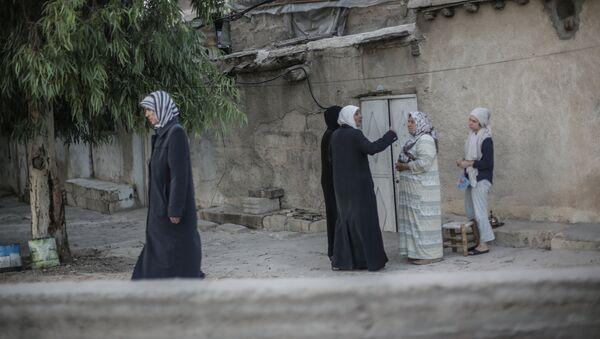 La ville syrienne de Ghouta - Sputnik France