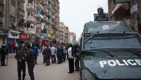Des attentats contre les chrétiens déjoués en Égypte - Sputnik France