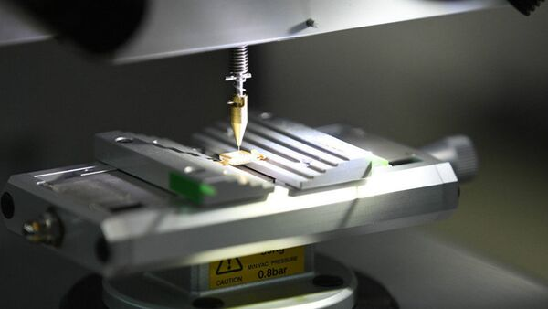 Des scientifiques US créent un appareil photo ultra-mince sans lentilles - Sputnik France