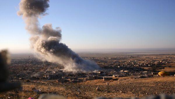 Le district de Sinjar, dans le nord de l'Irak (archive photo) - Sputnik France