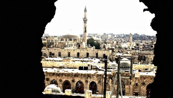 Старая часть города Алеппо. Сирия, 03.09.2016 - Sputnik France