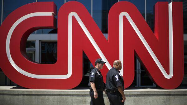 CNN pourra-t-elle continuer d'émettre en Russie? - Sputnik France