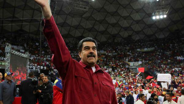 Nicolás Maduro - Sputnik France