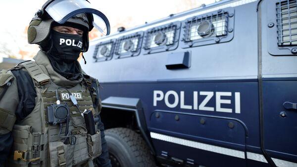 Die Hamburger Polizei - Sputnik France