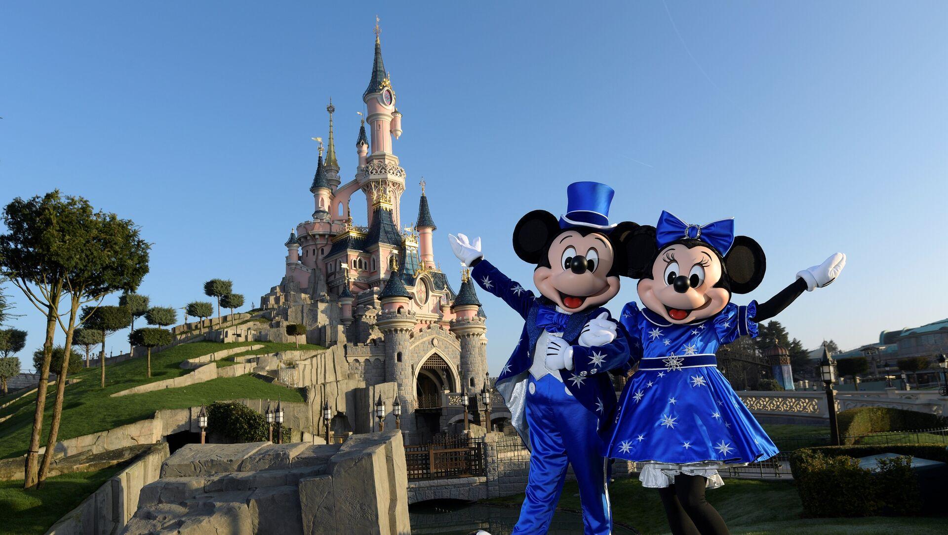 Disneyland - Sputnik France, 1920, 17.06.2021