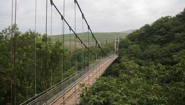 Pont en Chine. Image d'illustration - Sputnik France