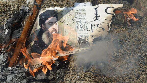 Al-Baghdadi - Sputnik France