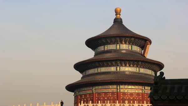 Le Temple du Ciel à Pékin - Sputnik France