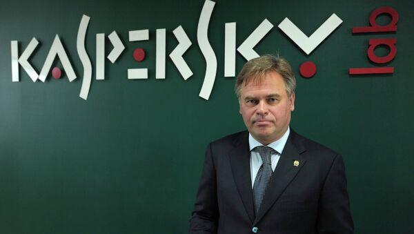 Le PDG de Kaspersky Lab, Evgueni Kaspersky - Sputnik France