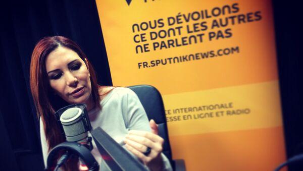 Randa Kassis - Sputnik France