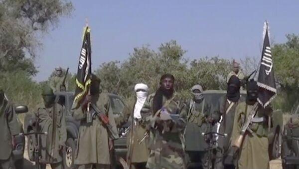 Combattants de Boko Haram - Sputnik France