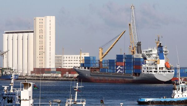 Port de Tripoli, Libye - Sputnik France