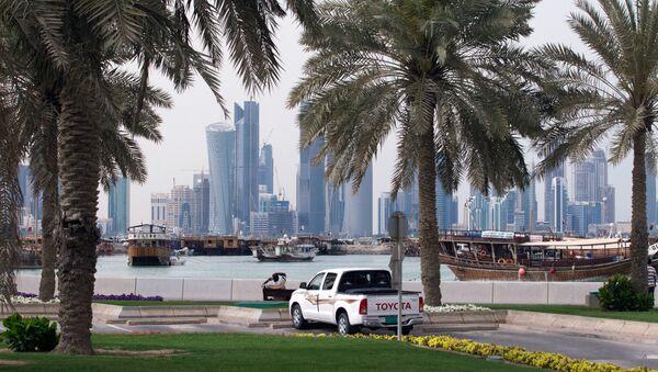 Doha, la capital de Catar - Sputnik France