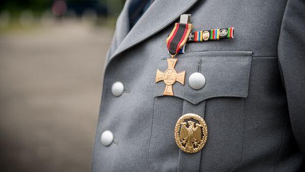 Officier de la Bundeswehr - Sputnik France