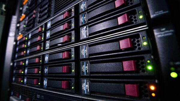 Superordinateur. Image d'illustration - Sputnik France
