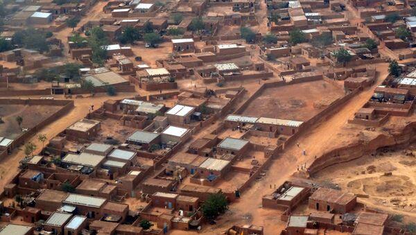 Población en Niger (archivo) - Sputnik France