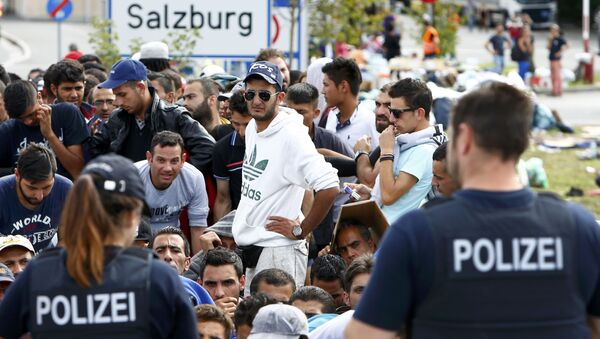 Les manifestations interdites à Hambourg pendant le sommet du G20 - Sputnik France