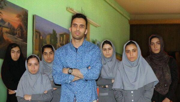 Les lycéennes afghanes invitées à FIRST Global Challenge - Sputnik France