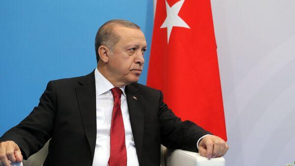 Recep Tayyip Erdogan au sommet du G20 - Sputnik France