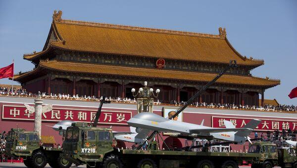 China Military Modernization Drones - Sputnik France