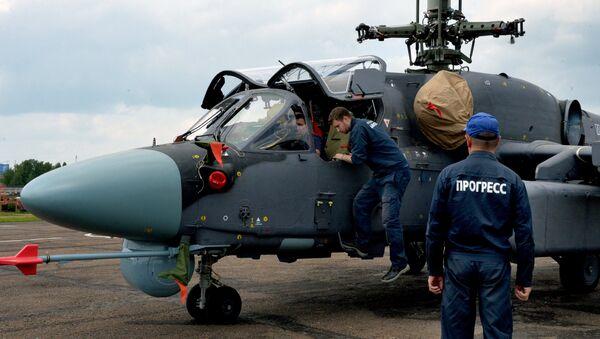 Ka-52K - Sputnik France