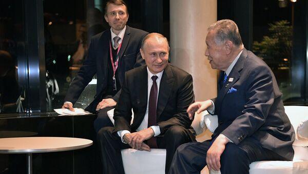 Рабочая поездка президента РФ В. Путина в Екатеринбург - Sputnik France