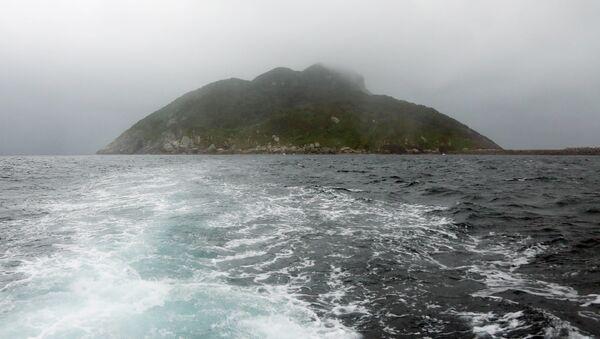 Okinoshima island - Sputnik France